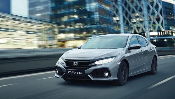 Honda Civic 5 portes