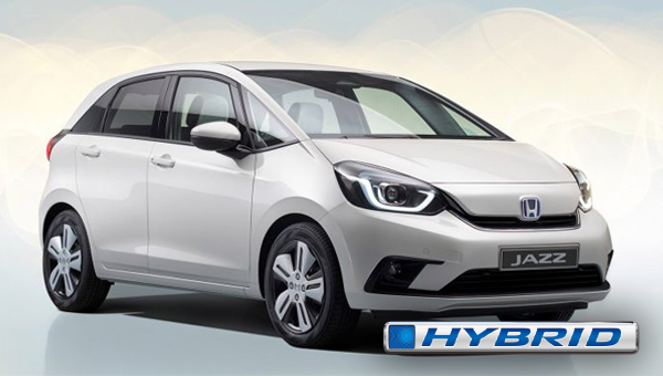 Nouvelle Honda Jazz Hybrid