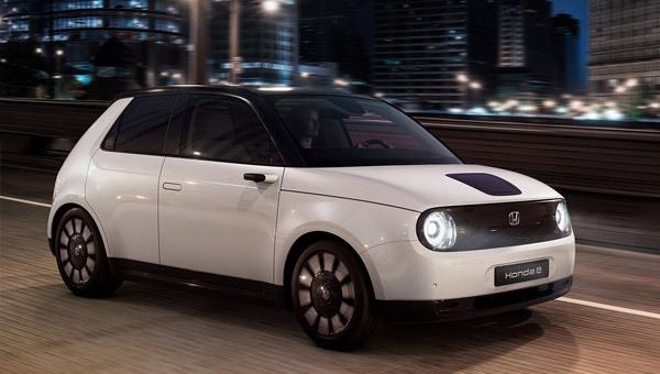 Nouvelle Honda e