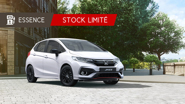 Honda Jazz Dynamic Essence