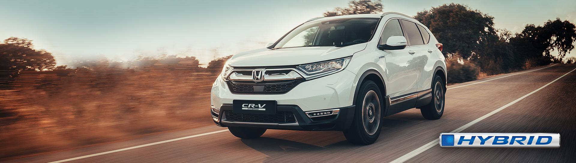 Nouveau Honda CR-V Hybrid